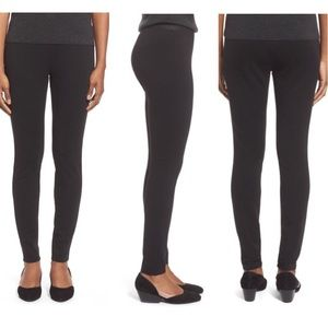 Eileen Fisher Charcoal Ponte Leggings Pants F320